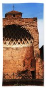 Architecture Of Italy Beach Towel