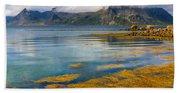 Arctic Circle Paradise Beach Towel