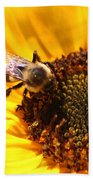 Are You Buzzing? Beach Towel
