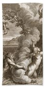 Arethusa Pursued By Alpheus And Turned Beach Towel
