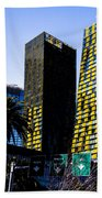 Aria Towers Beach Towel