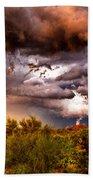 Arizona Sunset 5 Beach Towel