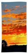 Beautiful Arizona Sunset Beach Towel