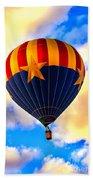 Arizonia Hot Air Balloon Special Beach Towel