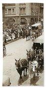 Army Day 1915 Beach Towel