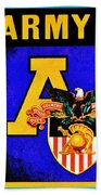 Army Navy 1979 Beach Towel