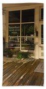 Arrow Rock Mo Post Office Dsc00567 Beach Towel