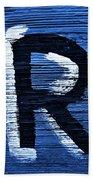 ART Beach Towel
