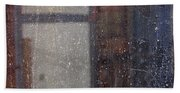 Art Homage Edvard Munch Casa Grande Arizona 2004 Beach Towel