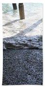 Under The Boardwalk Beach Towel