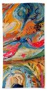 Artwork Fragment 24 Beach Towel