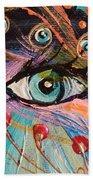 Artwork Fragment 90 Beach Towel