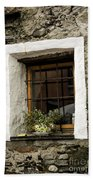 Ascona Window Beach Towel