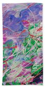 Ashes In The Wind Beach Towel