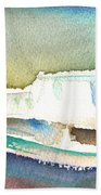 Ashore In Lanzarote Beach Towel