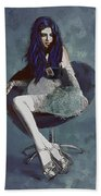 Ask Alice Beach Towel
