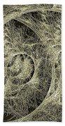 Aspergilloma Beach Towel
