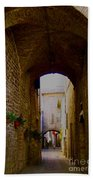 Assisi Walkway Beach Towel