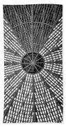 Astrodome Ceiling Beach Sheet