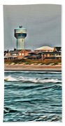 Atlantic Beach Beach Towel