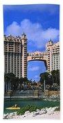 Atlantis Beach Towel