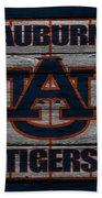 Auburn Tigers Beach Towel