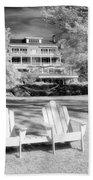 Aurora Inn Beach Towel