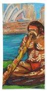 Aussie Dream I Beach Towel