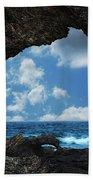 Australia Rock Beach Towel