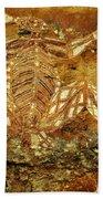 Australia Ancient Aboriginal Art 1 Beach Towel