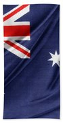 Australian Flag Beach Towel