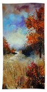 Autumn 5641 Beach Towel