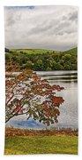 Autumn Beauty Beach Towel