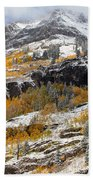 Autumn Clearning Beach Towel by Darren  White