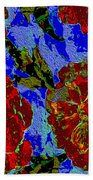 Autumn Glory Beach Towel