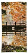 Autumn Pleasure Beach Towel