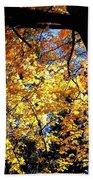 Autumn Splendor 3 Beach Towel