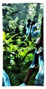 Avatar Beach Towel