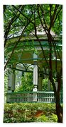 Awesome Victorian Porch Beach Towel