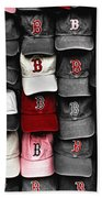 B For Bosox Beach Towel