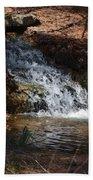 Babbling Brook 2013 Beach Towel