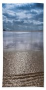 Back To Sea Beach Towel