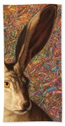 Background Noise Beach Towel