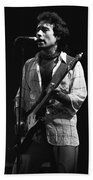 Bad Company Smokes Spokane 1977 Beach Towel