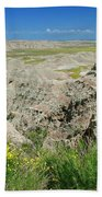 Badlands National Park  1 Beach Towel