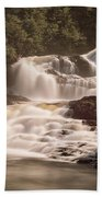 Bakers Brook Falls Beach Towel
