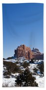 Balanced Rock Arches National Park Utah Beach Towel