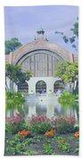 Balboa Park Botanical Garden Beach Towel