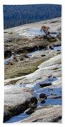 Bald Rock Lookout Beach Towel