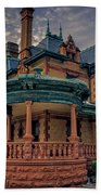 Ball Eddleman Mcfarland House Beach Towel